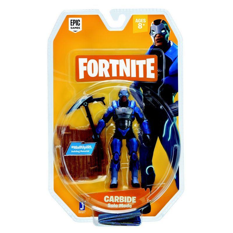 Figura de Ação com Acessórios 10 Cm Fortnite Carbide 2051 Sunny