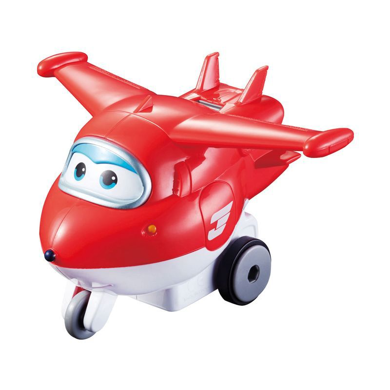 Figura de Avião Vroom N Zoom Super Wings Jett 80140 Fun