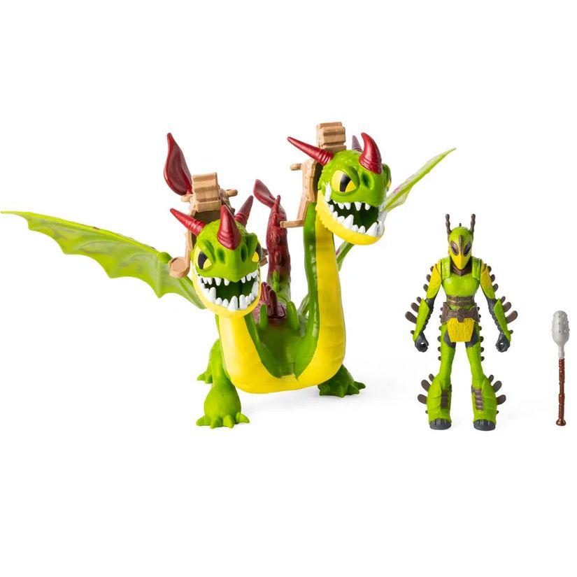 Figura e Acessórios Como Treinar Seu Dragão Ruffnut, Barf e Belch 1452 Sunny