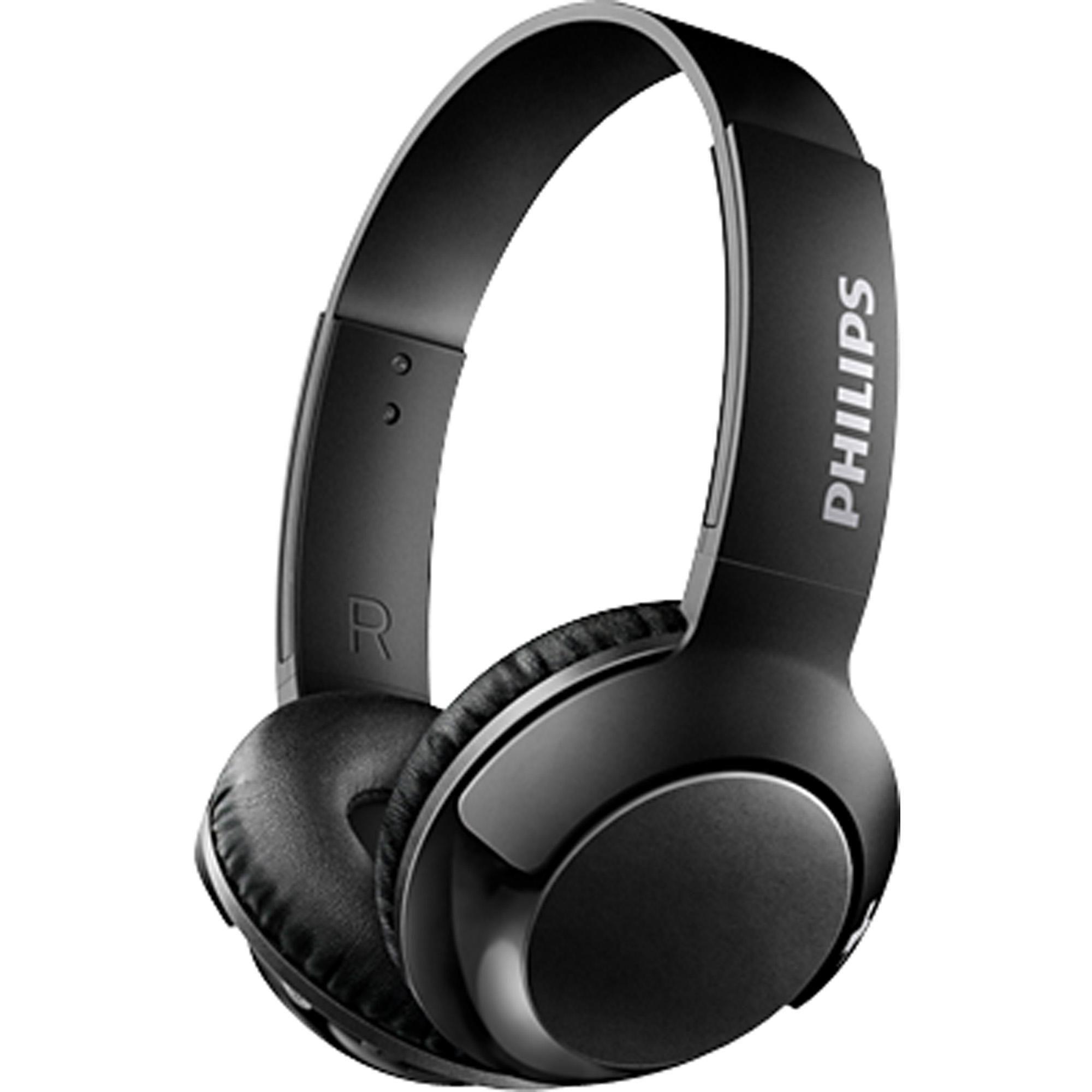 Fone de Ouvido Wireless Supra Auricular SHB3075 Preto PHILIPS