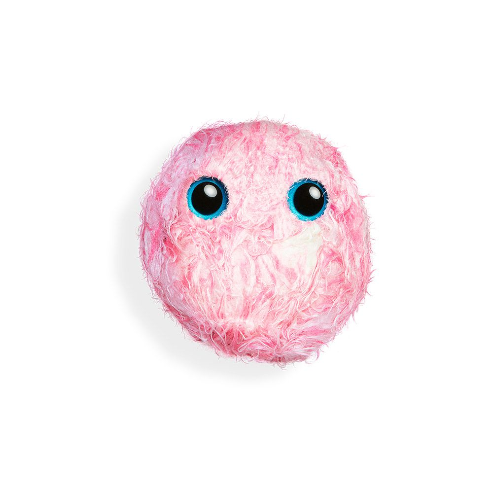 Fur Balls Pets Adotados Surpresa Rosa 8411-8 Fun Divirta-se