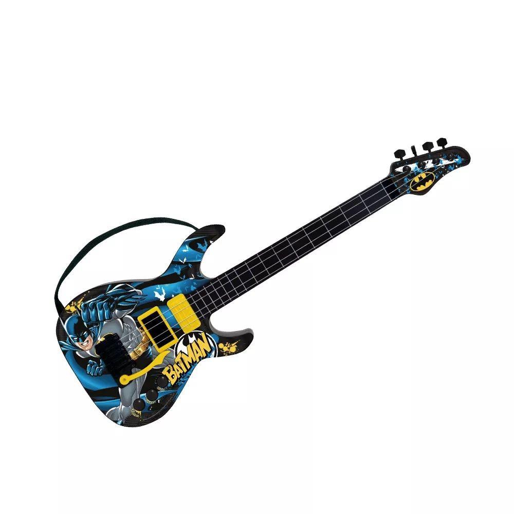 Guitarra Batman Cavaleiro das Trevas 80805 Fun Divirta-se