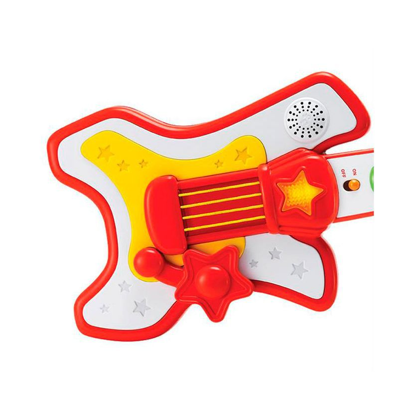 Guitarra Rockstar 82968 Fisher-Price