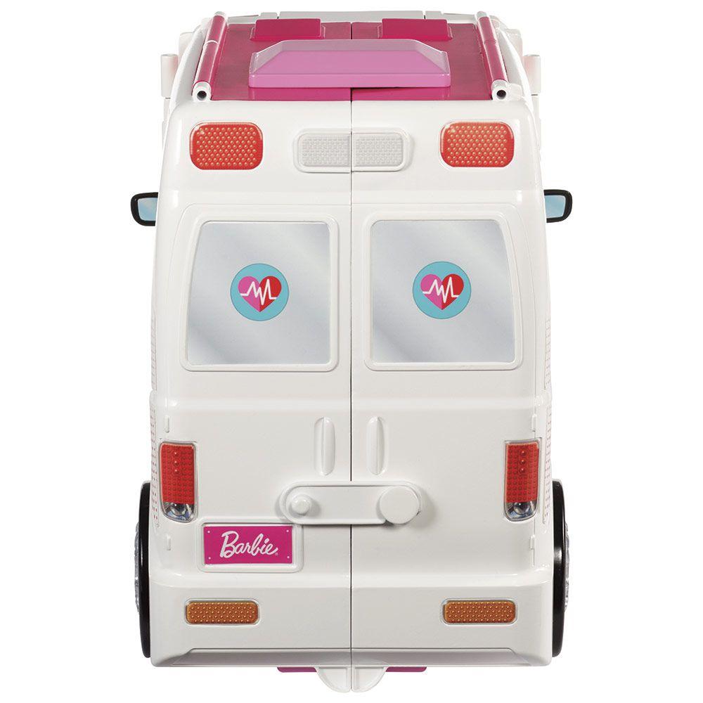 Hospital Móvel Barbie FRM19 Mattel