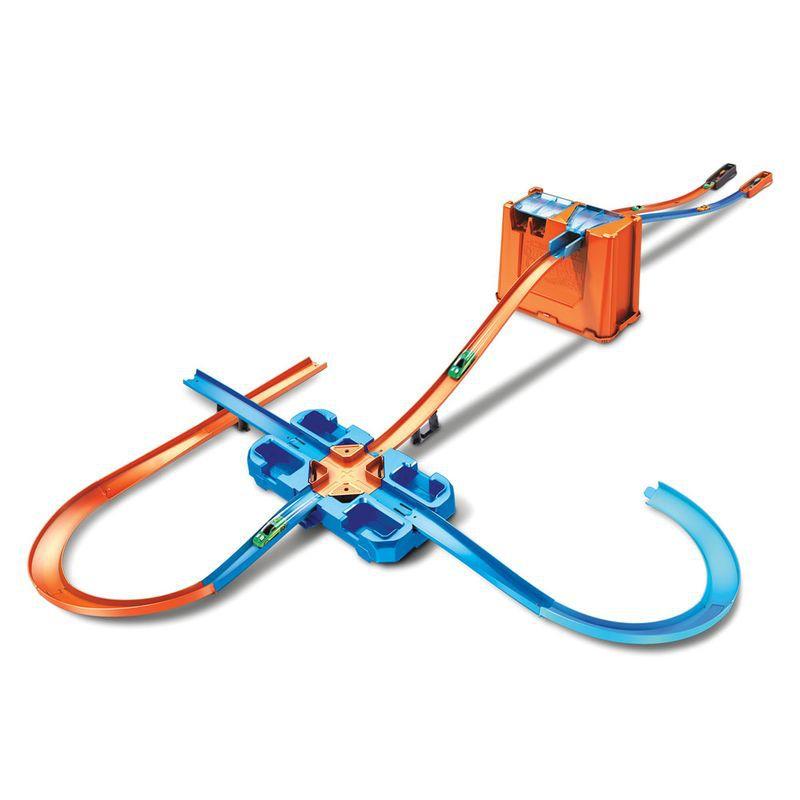 Hot Wheels Caixa de Manobras Track Builder Deluxe GGP93 Mattel