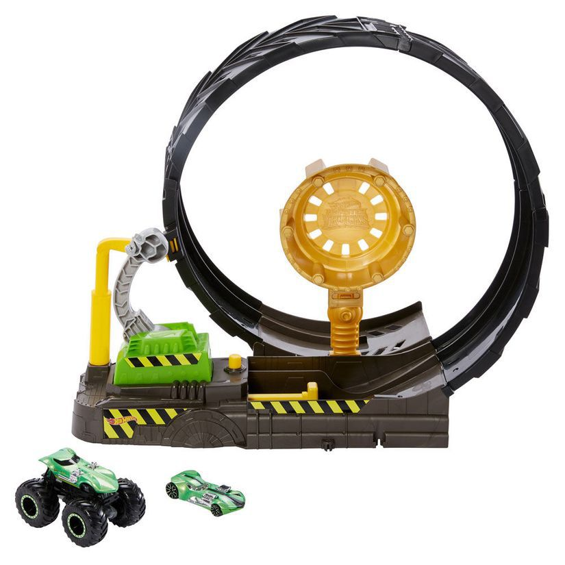 Hot Wheels Monster Trucks Epic Loop Challenge GKY00 Mattel
