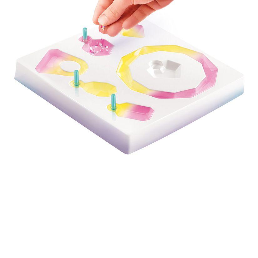 Kit de Joias Mini Cristal Gel Gem F00190 Fun Divirta-se