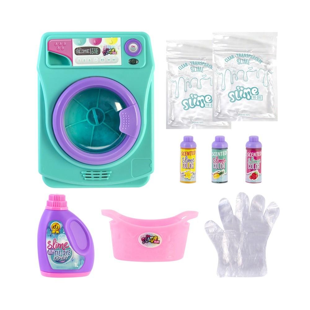 Máquina de Lavar Slime com Som e Luzes Colorido 8620-9 Fun Divirta-se