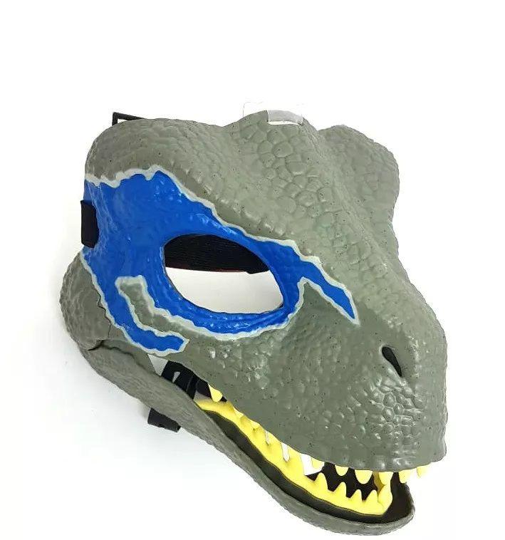 Máscara Velociraptor Jurassic World FLY92 Mattel