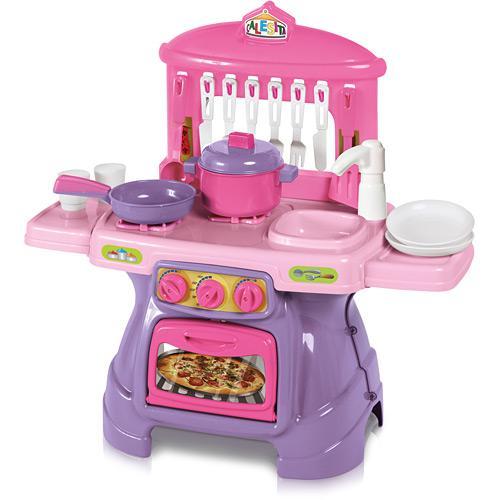 Mini Chef Rosa C/ Agua 317 Calesita