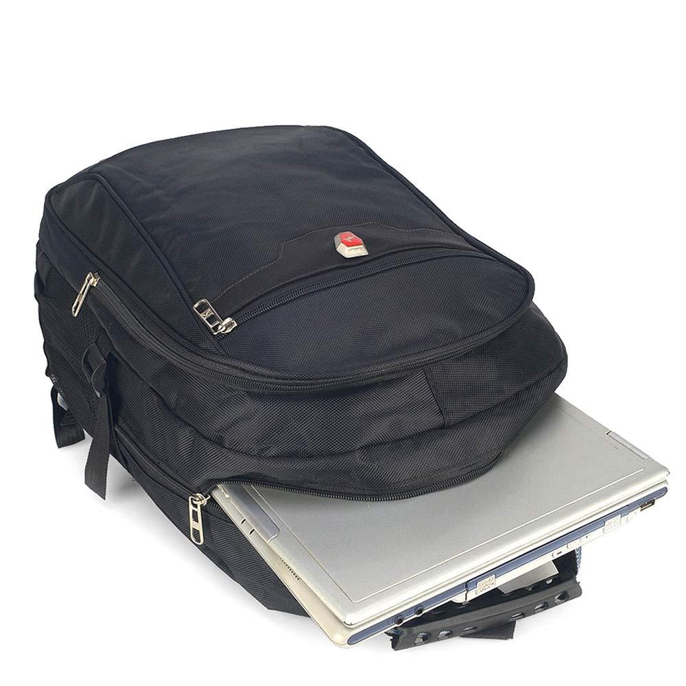 Mochila Adventeam Nobebook e Escolar MJ48575AD Luxcel Preta