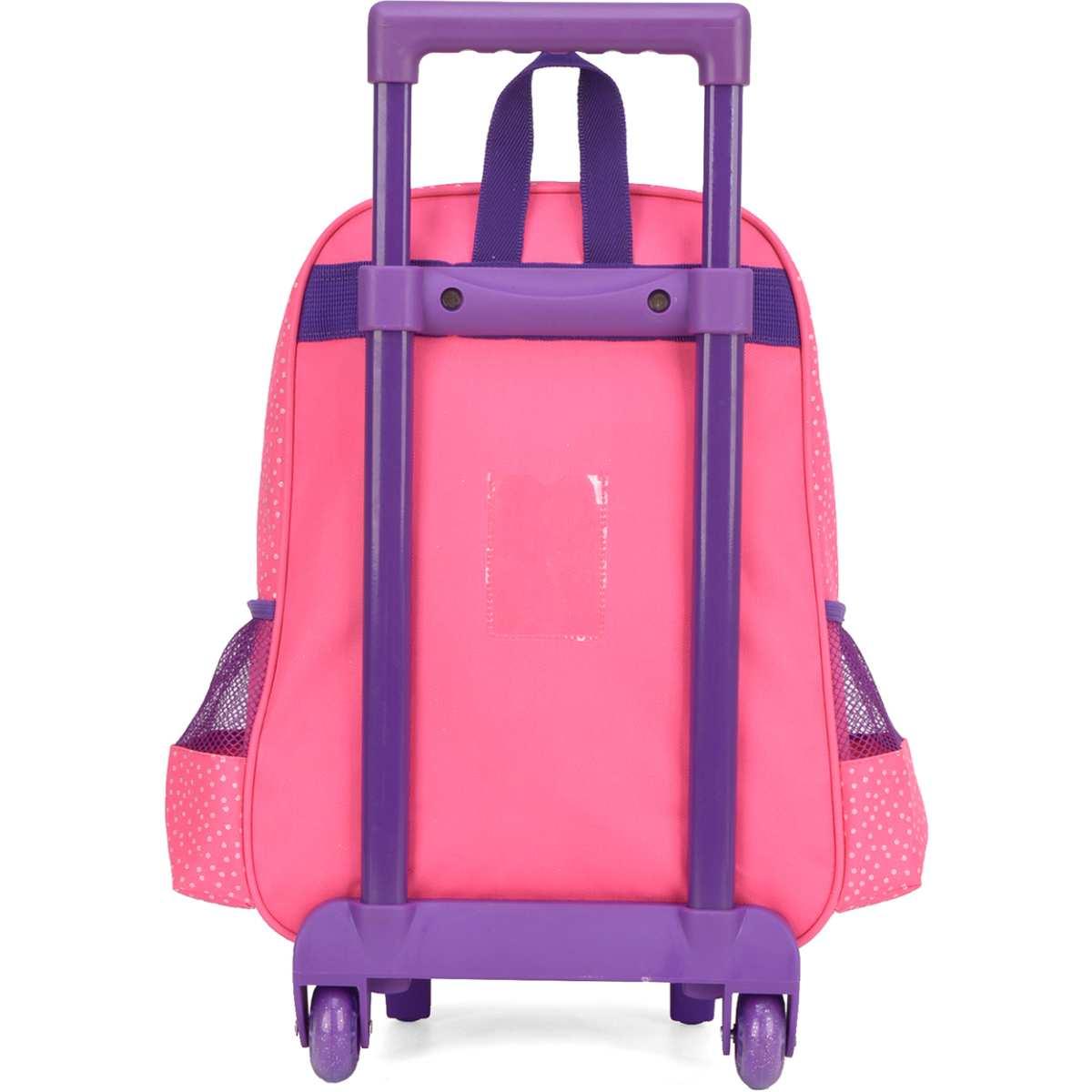 Mochilete Lol Surprise Média Pink IC32992LO Luxcel