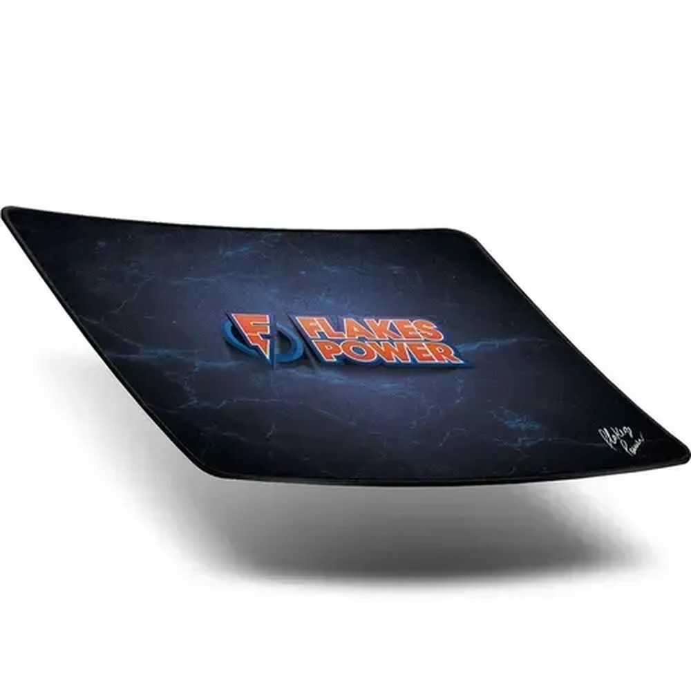 Mouse Pad Gamer Flakes Power Speed FLKMP001 Preto ELG