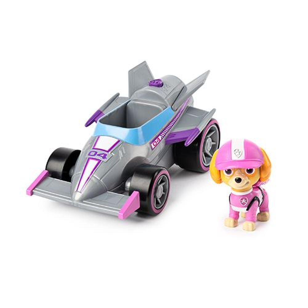 Patrulha Canina Carro Skye Rescue Racers com Som 1297 Sunny