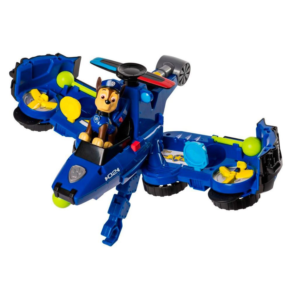 Patrulha Canina Veículo Flip & Fly 2 em 1 Chase 1376 Sunny