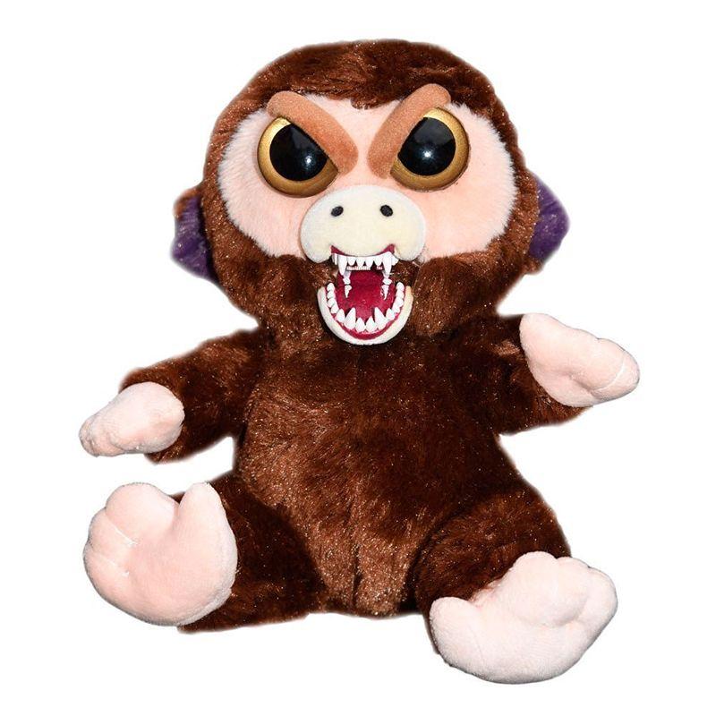 Pelúcia 20 Cm Feisty Pets Macaco 4714 DTC