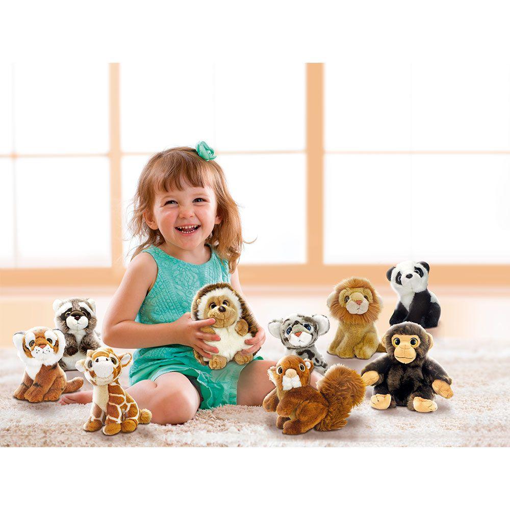 Pelúcia Animal Planet Girafa 83193 Fun Divirta-se