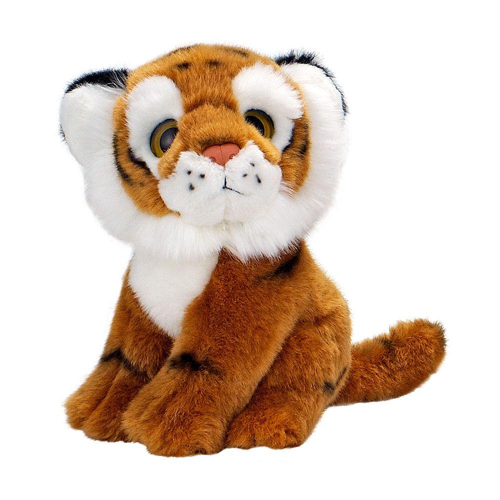 Pelúcia Animal Planet Tigre 83193 Fun Divirta-se