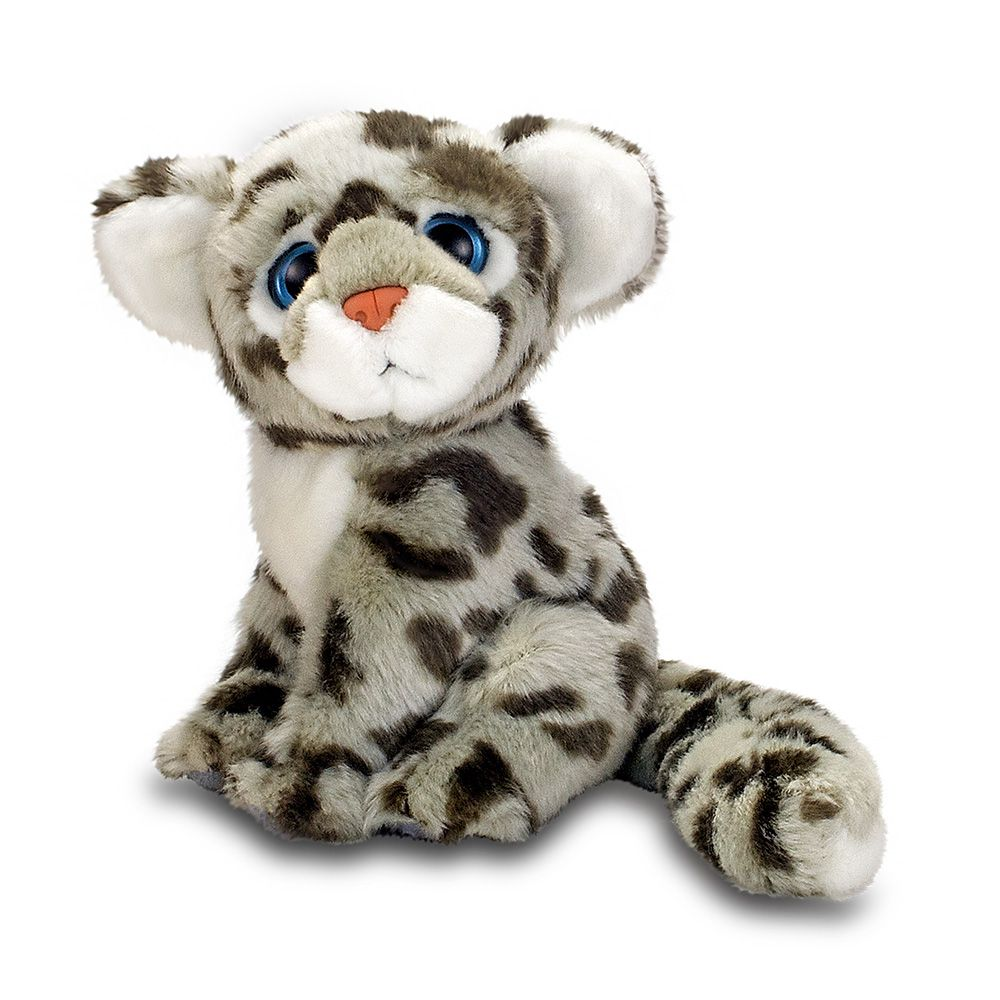 Pelúcia Animal Planet Tigre Branco 83193 Fun Divirta-se