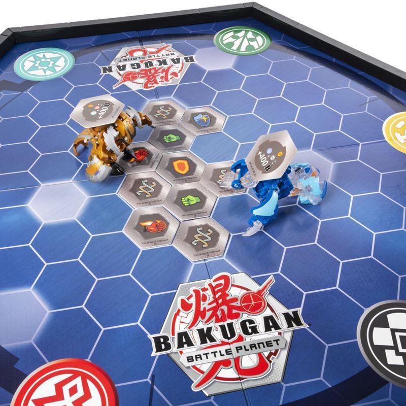 Playset Arena de Batalha Bakugan 2077 Sunny