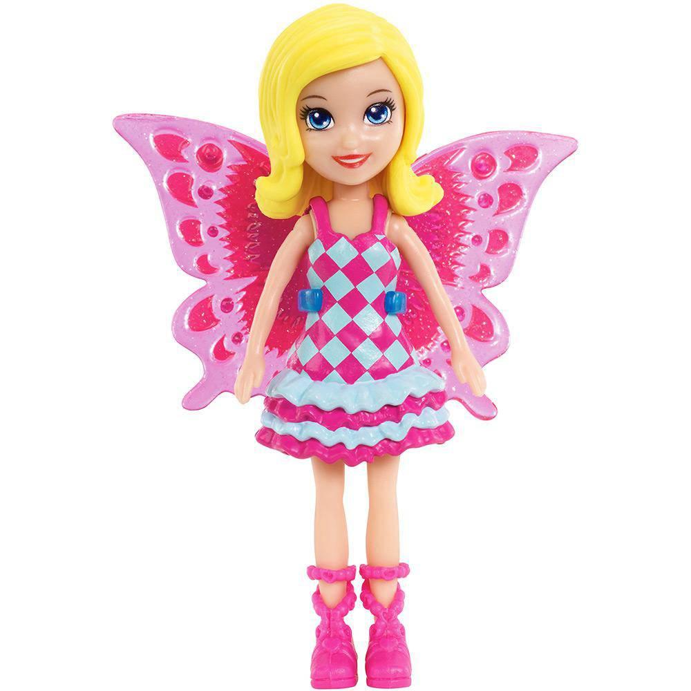 Polly Pocket Conjunto Transformação Borboleta DVJ75 Mattel