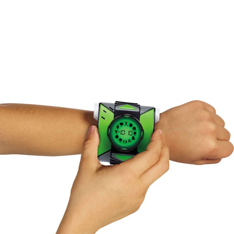 Relógio Interativo Omnitrix com Sons e Luzes -Ben 10 Ben Tennyson 1799 Sunny
