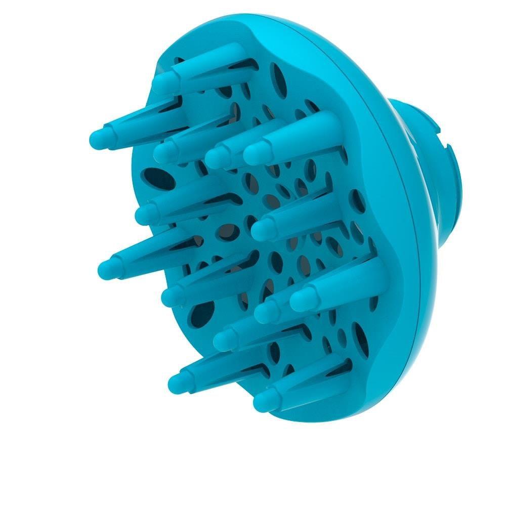 Secador Gama Bloom Ceramic Ion Rosa com Difusor 1900W 220V