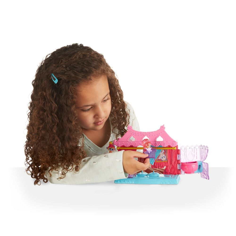 Shimmer e Shine Playset Teenie Genies DTK56/DTK48 Mattel
