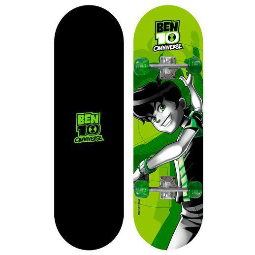 Skate Aventura Ben 10 7854-5 Fun Divirta-se