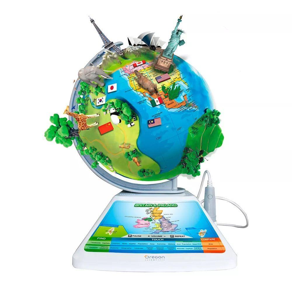 Smart Globo Discovery com Realidade Aumentada 82775 Fun Divirta-se