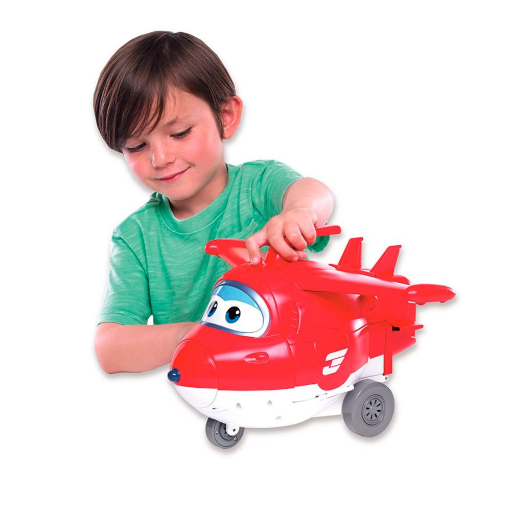 Super Wings Playset Torre de Decolagem do Jett 2 em 1 83417 Fun Divirta-se