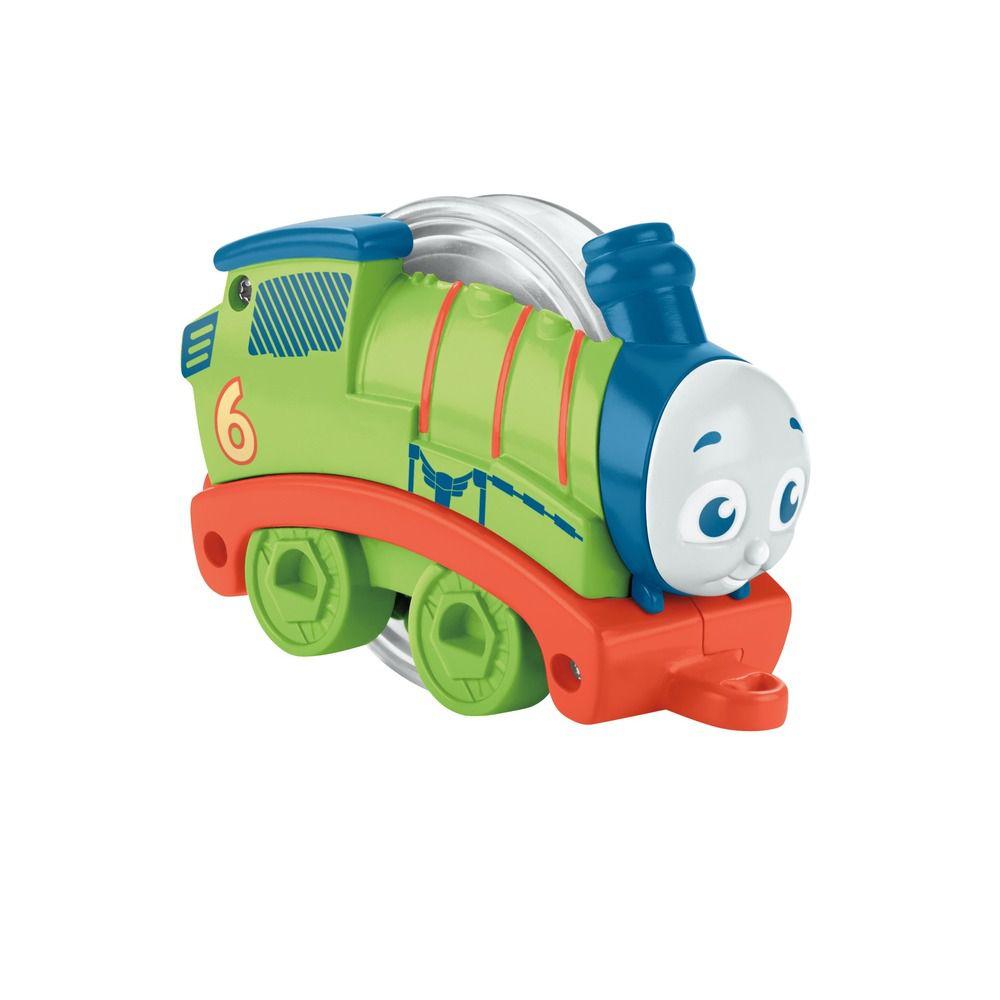 Thomas e seus Amigos Trenzinho Chocalho Verde DTN23 Mattel