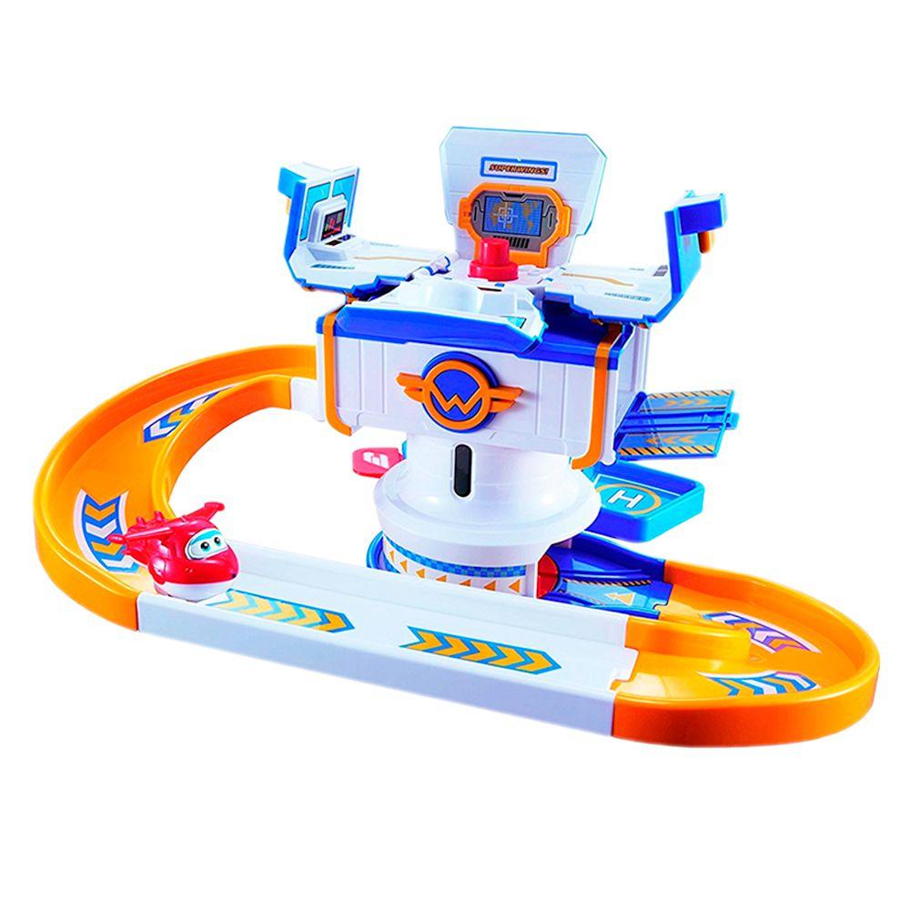 Torre de Controle Super Wings 82794 Fun Divirta-se