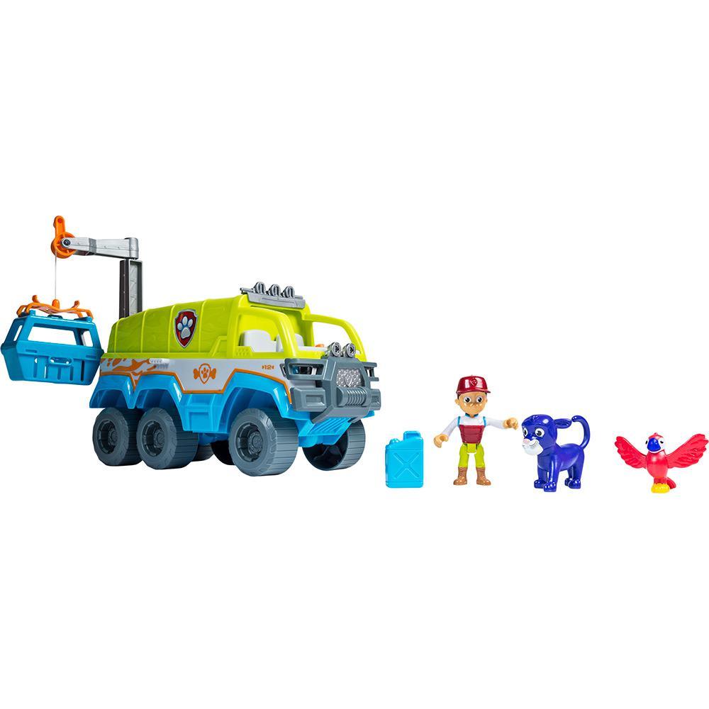 Veículo de Resgate na Selva Ref. 1352 Sunny Brinquedos
