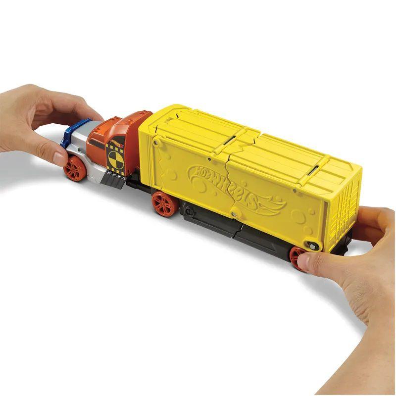 Veículos Hot Wheels Caminhão de Batidas GCK39 Mattel