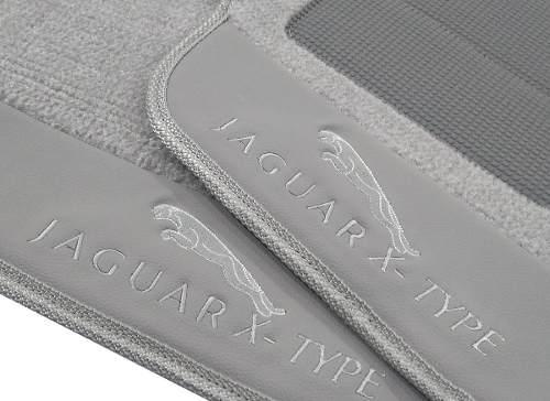 Tapete Carpete Jaguar T-type, Premium Bouclê