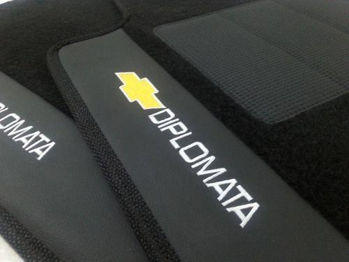 Tapete Diplomata Carpete Luxo Base Pinada Hitto O Melhor!