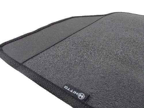 Tapete Renault Sandero Gt Line Carpete Luxo Base Pinada
