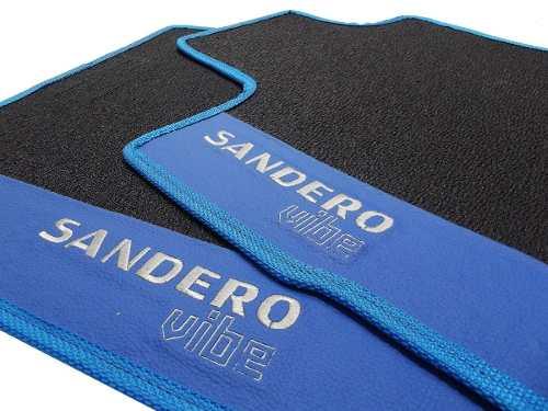 Tapete Renault R19 Carpete Luxo Base Pinada