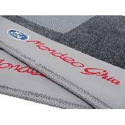 Tapete Ford Mondeo Carpete Luxo Base Pinada