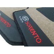 Kit Assoalho+ Porta Mala Kia Sorento Carpete Luxo