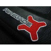Tapete Jeep Renegade Carpete Luxo Base Borracha Pinada
