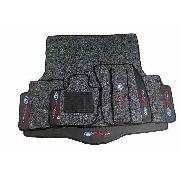 Kit Tapetes Carpete + Porta Malas 12mm Ford Fusion Titanium