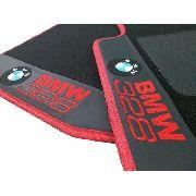 Tapete Bmw Serie3 316, 318, 323, 328 Compact Carpete Premium