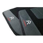 Tapete Citroën C4 Carpete Premium Base Pinada