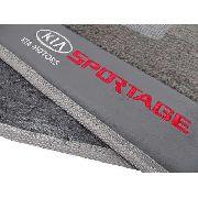 Tapete Kia Sportage 2015 Carpete Premium  Base Pinada