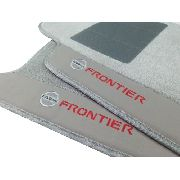 Tapete Frontier Cabine Dupla Carpete Premium