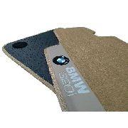 Tapete Bmw 320i Carpete Premium 12mm