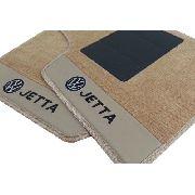 Tapete Vw Jetta Carpete Premium  Base Pinada