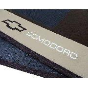 Tapete Chevrolet Comodoro Carpete Luxo Base Pinada